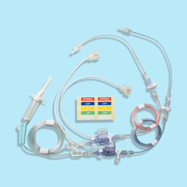 Disposable Pressure Transducer With Utah Connector With Ce Iso - Buy ...