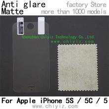 1 x Matte Anti-glare Anti glare Screen Protector Film Guard Cover For Apple Iphone 5C 5 C