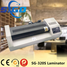 Best quality A4 hot cold laminating machine price