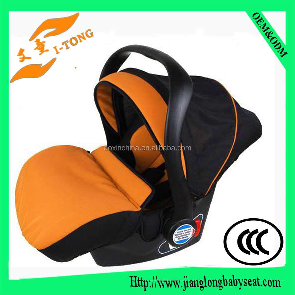 2016 Portable Baby Car Seat/Baby Cradle Car Seat For Group 0+