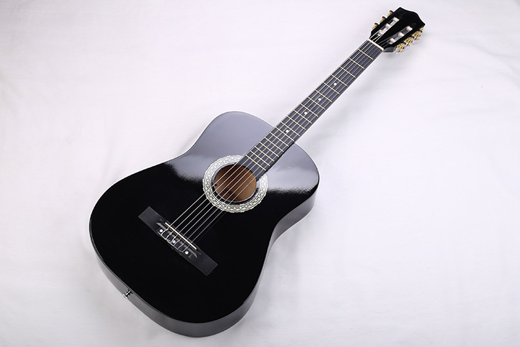 Cheap classical guitar 38'' mini guitar cheapest price