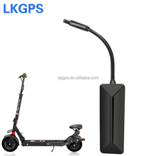 Supporting Anti-shielding/Anti-detection Function Electric Scooter Gps For APP and Platform Tracking