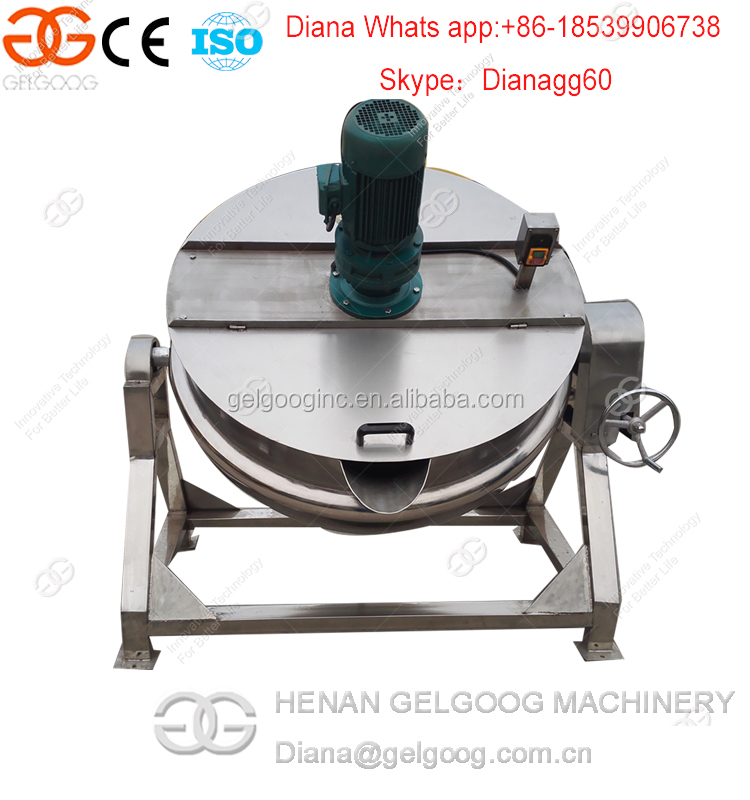 Industrial Jam Making Machine Price