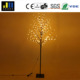 Quality first christmas shower light led birch tree light for christmas party led light show tree