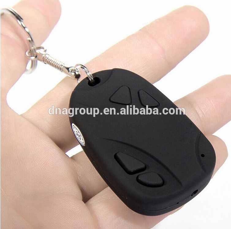 720x480 Car Key Chain Camera Car Keychain Camera DVR Covert Video Audio Recorder 808 Hidden Mini DV DVR Camcorder Mini Camera