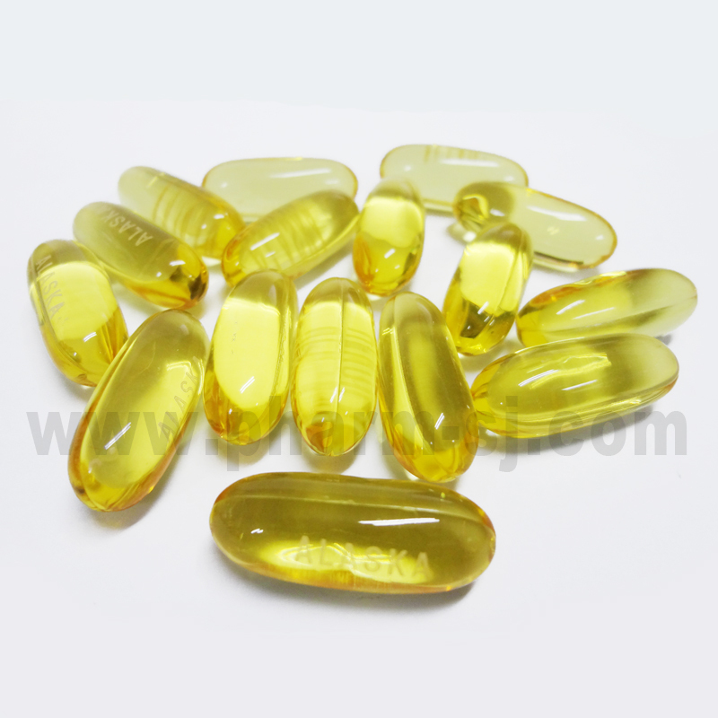 Kids Smart Krill Oil / Fish Oil Soft Capsules