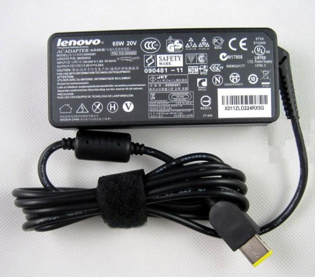 Qoo10 65w Ac Adapter For Lenovo Ideapad Yoga 13 Ultrabook