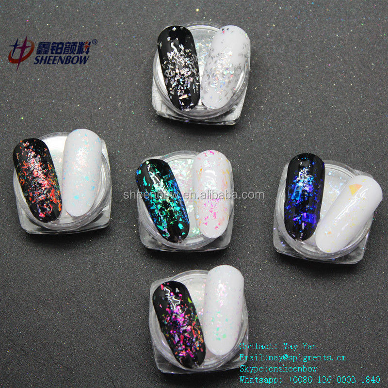 Iridescent Flakes For Nails, Iridescent Flakes For Nails Suppliers ...