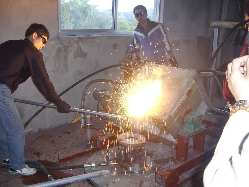 Small Electric Crucible Melting Furnace Buy Crucible