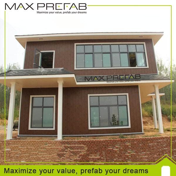 Um bom design de luxo Prefab Casas Modulares e da casa modular ...
