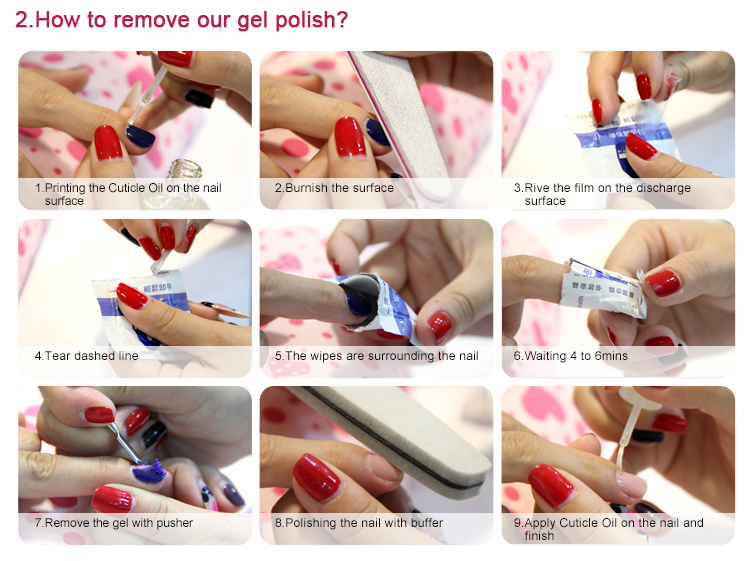 RONIKI 16 Colors Neon Color Luminous Nail Varnish Glow Soak Off ...