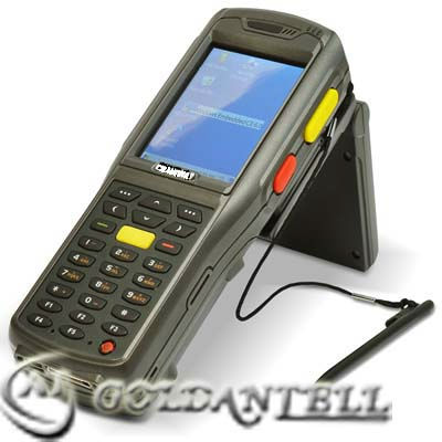 Rugged Multifunction Portable Barcode Scanner RFID Handheld Reader GAT-C5000W-T