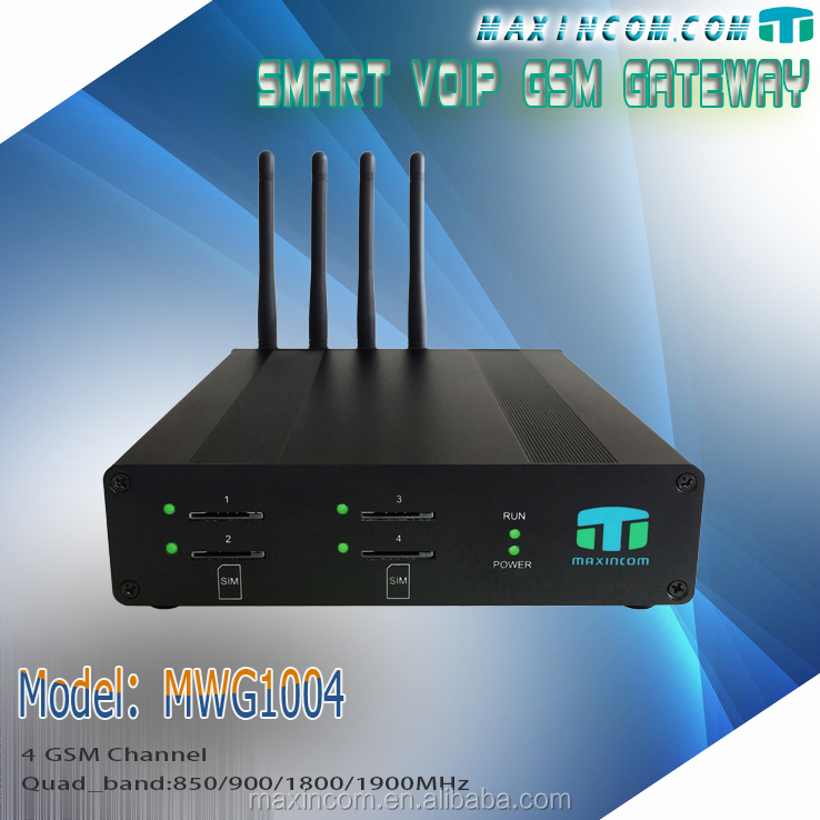 4 Ports VOIP GSM Gateway/ mobile signal booster/ <strong>business</strong> <strong>internet</strong> sales