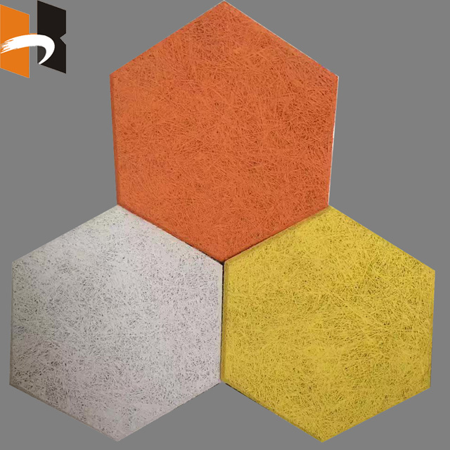 Hot Soundproof Insulation Wood Wool