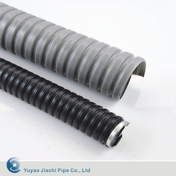 fire resistant pvc coated flexible electrical cable conduit buy rh alibaba com