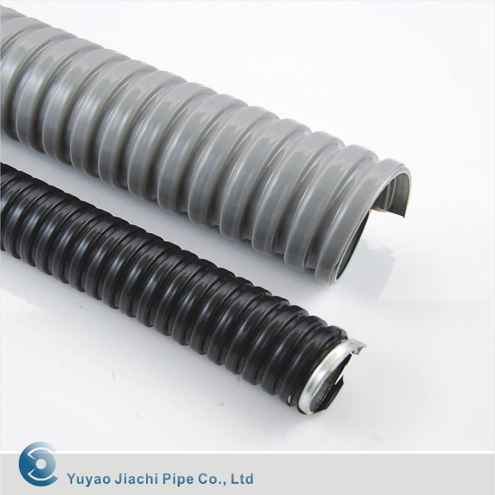 Souterrain enduit de pvc flexible gaine de c ble - Gaine exterieure pour cable electrique ...