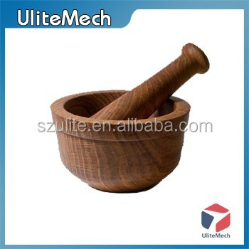 machining household products pepper mill parts
