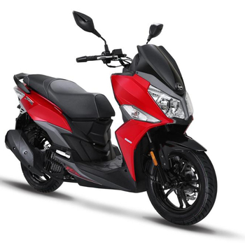 Jet 14 125 Original Sym Sport Liquid Cool System 2018 New Gas Scooter Efi  Motorcycle Eec Euro 4 - Buy Motorcycle 125cc,Sports Scooter,Scooter