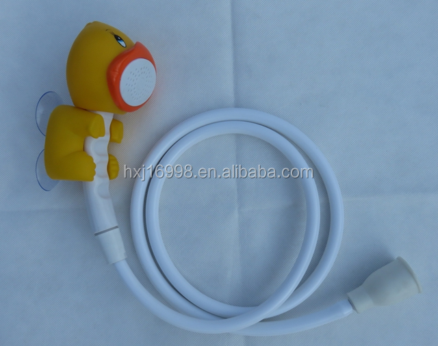Best Selling Adorable Bath & Shower Wand for Kids - Duck Shape