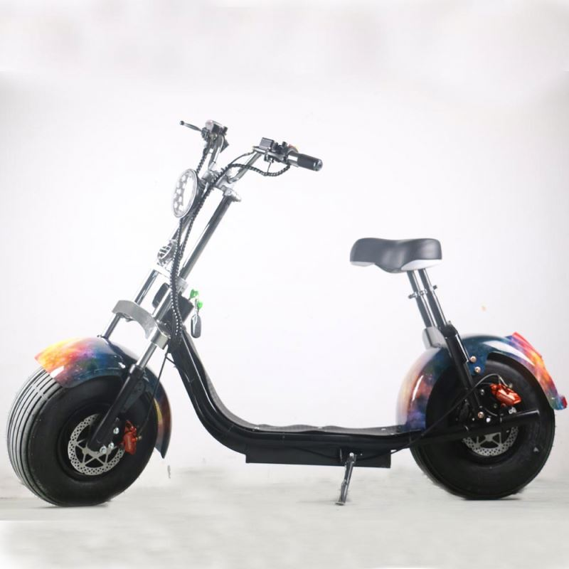 SC10 europe stock 1000w eec electric scooter 35km/h 60v citycoco scooter battery DDP City coco 1000w electric scooter, Customized