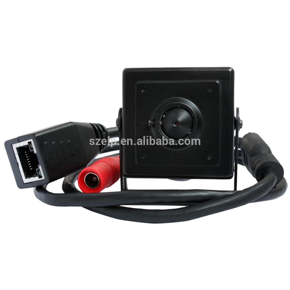 Pinhole Super Mini Ip Camera With Free Android Iphone App Elp-ip1891 - Buy  Super Mini Ip Camera,Ip Poe Pinhole Camera,Ip Camera With Speaker Product