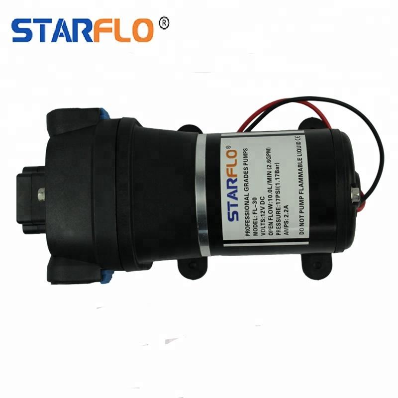 FL44 Diaphragm Water Pump Parts Pressure Switch Controller for FL30