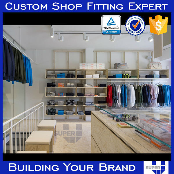 Men's Clothing Shop Interior Design, Men's Clothing Shop Interior ...