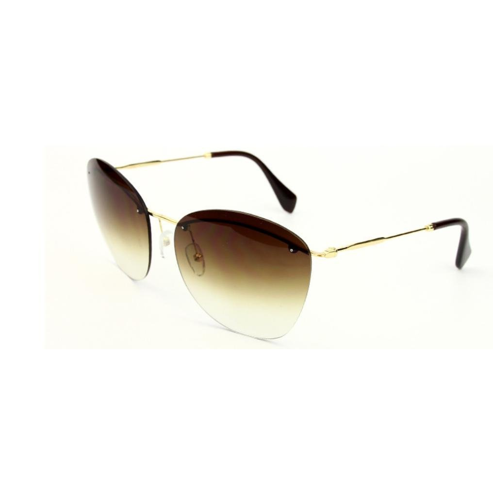 33fcc27a6b1dc Get Quotations · ZWC Frameless sunglasses for men and women in Europe and  new frog mirror high-end