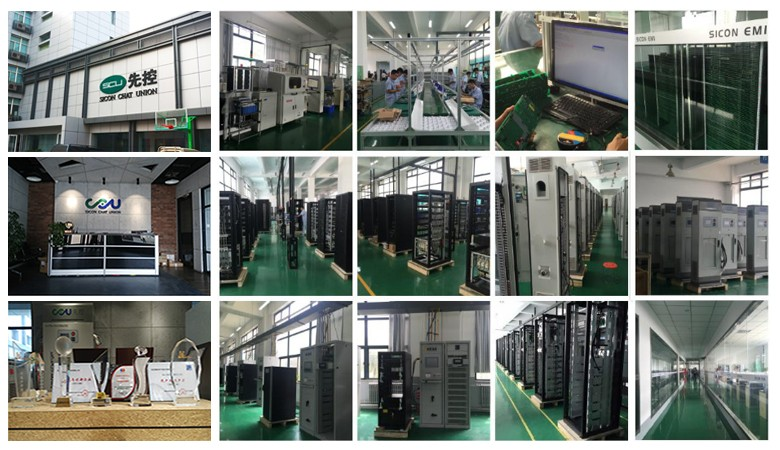 Lithium ion battery three phase ups 50kw industrial ups price