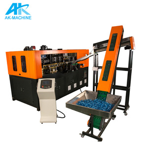 2018 Year PET /Plastic Bottles Making Machines Of Bottle Blowing Molding Machinery Price For 6 Cavity Automatic