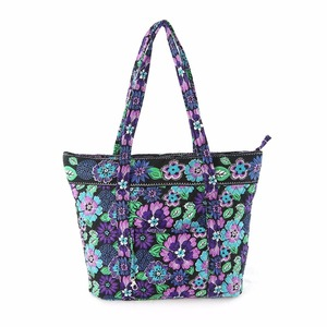 New Fashion Floral Quilted Cotton Tote Bag Handbag