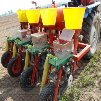 Agricultural Corn Seeds Planter Soybean Planting Machine 4 Rows 2byf