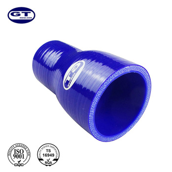 ID=76-51mm, length=76mm, Straight reducer silicone hose