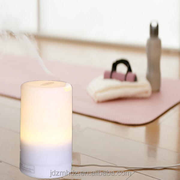 USB 7 LED Light Ultrasonic Aroma Diffuser Humidifier Car Aromatherapy Essential Oil Cool