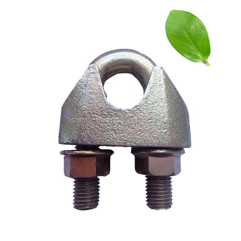 Small Wire Rope Clamps, Small Wire Rope Clamps Suppliers and ...