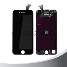 Nuovi prodotti 2016 per iphone 6 lcd <span class=keywords><strong>html</strong></span> screen display con touch screen digitizer assembly colore Nero