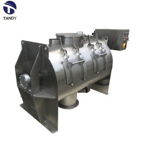 Plough mixing machine / shear plough mixer / powder mixing equipment
