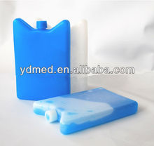Plastic cold chain ice pack/box