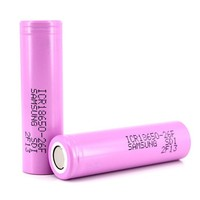 Samsung 26f 2600mah 3.7V rechargeable li-ion 18650 battery for Flashlight