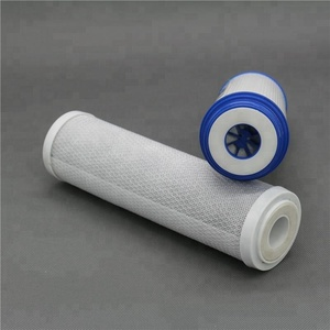 top sale activated carbon alkaline water filter cartridge with seal washer
