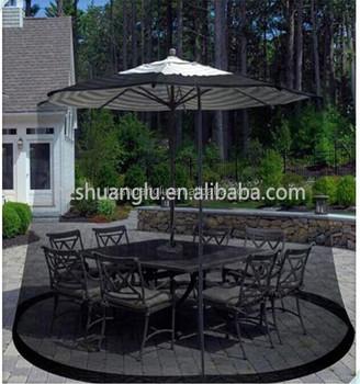 Outdoor Umbrella Mosquito Net Patio Umbrella Mosquito Net