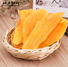 Air Dried Natural Fruit Dried Mango Slice and High Quality Factory Price Dried Mango From Thailand Dried Mango Slices