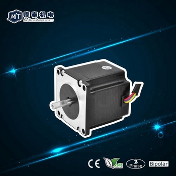 Best Selling Nema 23 CNC Stepper Motor 2.8A 1.26Nm Single Shaft
