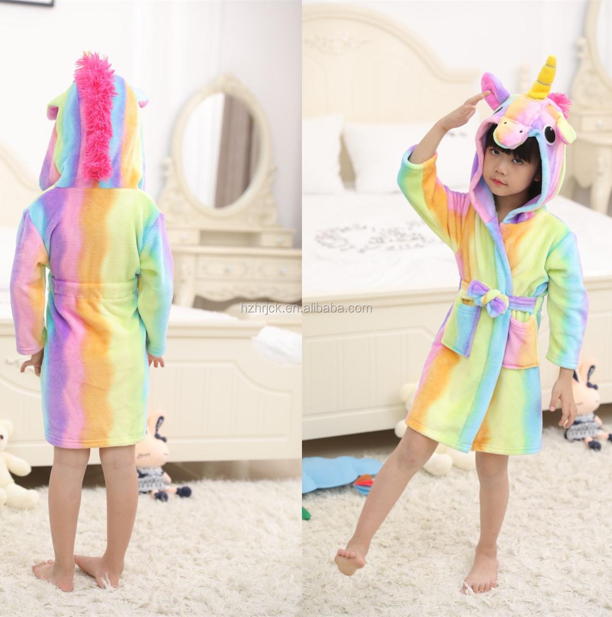 4f632766c318ca Finden Sie Hohe Qualität Regenbogen Bademantel Hersteller und Regenbogen  Bademantel auf Alibaba.com