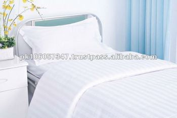 Top Quality Newest Design White Hospital Bed Sheet