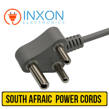 South Africa electric rice cooker power cord, female power cord ends / longwell power cord