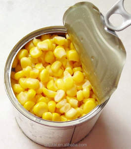 Cheap Canned Yellow Corn Factory Price