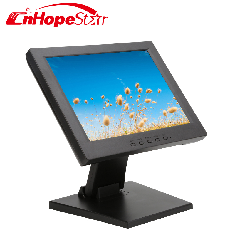 "Wall mount & desktop stable stand 10"" / 10.4"" tft lcd color tv monitors"
