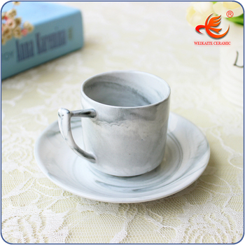 Wktm018g New Design Wholesale Coffee Cups,Marble Espresso Cups ...
