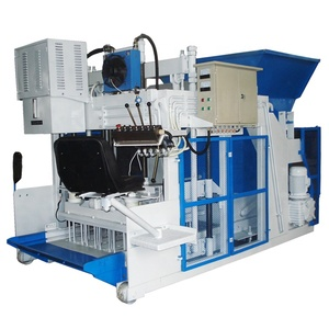 fly ash brick equipment QMY12-15 used block making machine block making machine price in germany